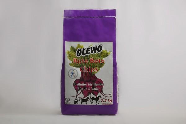Olewo Rote Bete Chips 7,5Kg Artnr. 11111