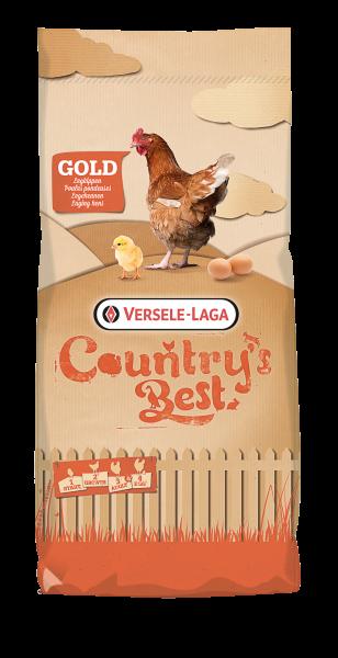 Versele-Laga GOLD 4 GALLICO pellet 20Kg für Geflügel Artnr. 510155