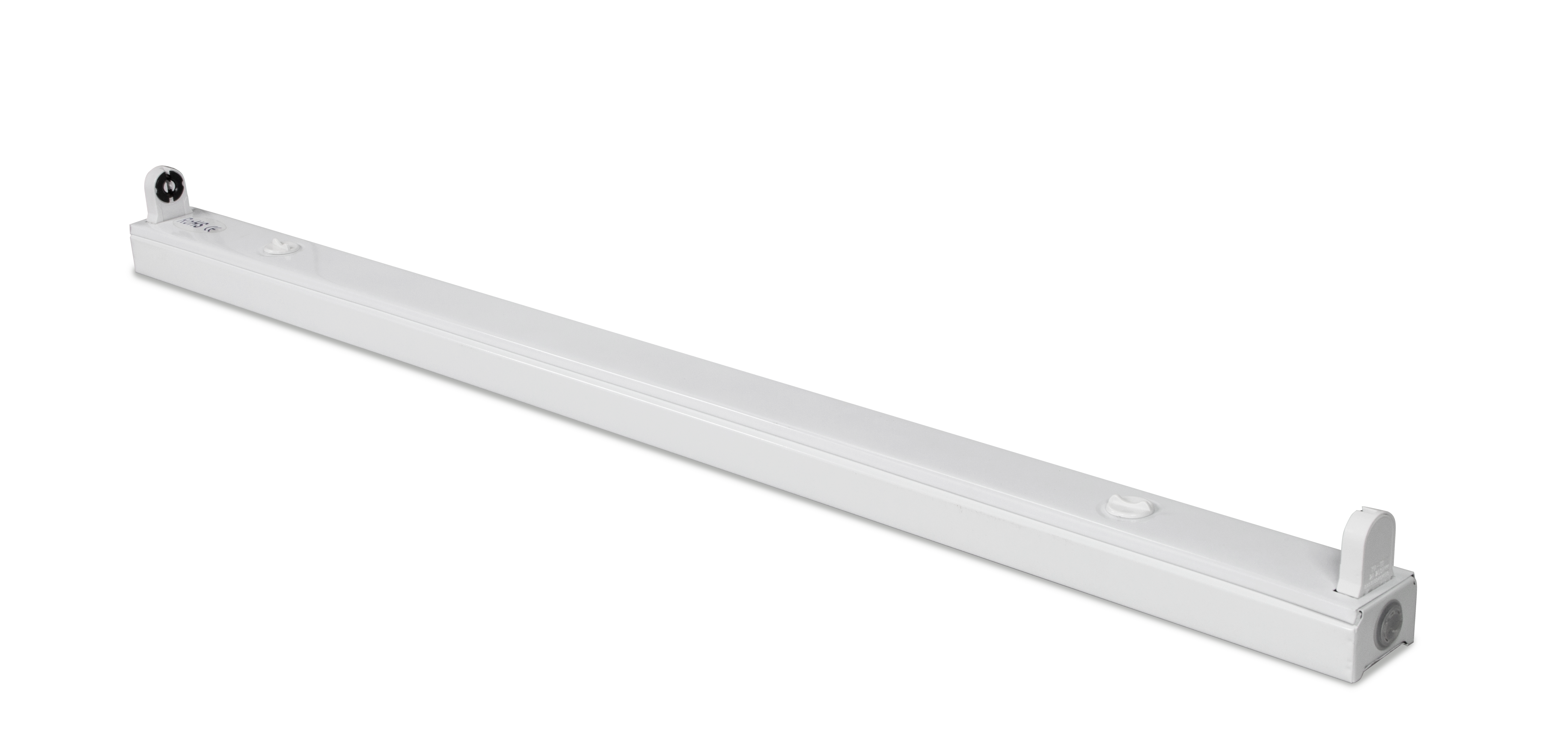 longlife t8 led r hren halter fassung tr ger 60cm ip20 artnr 1192 lichtleisten. Black Bedroom Furniture Sets. Home Design Ideas